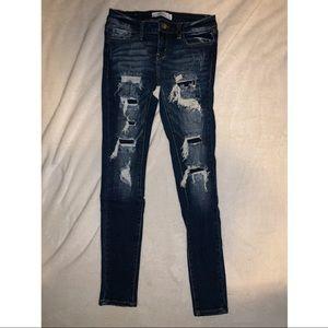 KanCan Lowrise Skinny Jeans